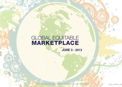 The Global Equitable Marketplace – VACCINUS